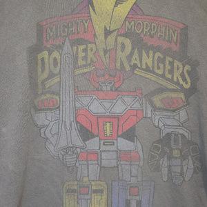 Power Rangers Megazord Hero robot Shirt M